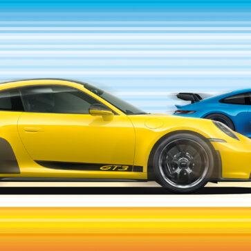 運転の神様ワルター・ロールが新型ポルシェ911GT3を語る!「速く走るための完ぺきなバランスを持っている」「初代911GT3から70kgしか増加していない」