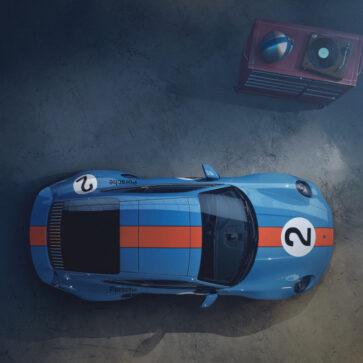 ポルシェが新たなる特別な911を製作!ポルシェを駆り伝説をつくったメキシコのドライバーに経緯を表した「911ターボS ペドロ・ロドリゲス」