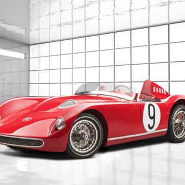 シュコダは1957年にこんな美しいクルマ「1100 OHC」を作っていた!当時ル・マンに参加する予定で製造されるも冷戦によりその夢が閉ざされた悲運の一台