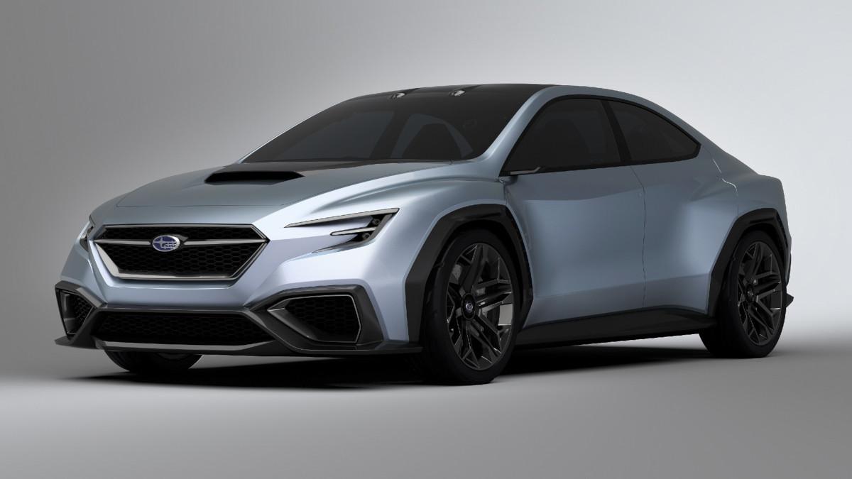 スバルは「コンセプトカーから市販車に移される際のデザイン劣化」が最も大きな自動車メーカー?新型WRXについてもヴィジヴ・パフォーマンス・コンセプトとはかけはなれたものとなるのかも