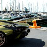 その仕様は思ったよりも「ランボルギーニ」だった!ランボルギーニがそのヨット「テクノマーレ・フォー・ランボルギーニ63」の内外装の画像を公式にリリース