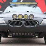 またスゴいの出た!BMW Z4 Mをオフローダーに改造した車両。350馬力+MTで思いっきり悪路をぶっ飛ばすのは楽しそうだ