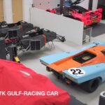 伝説のレーシングカー、ポルシェ917Kのエンジンをスタートさせるにはこんな儀式が必要だ!