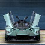アストンマーティン史上最速オープンカー「ヴァルキリー・スパイダー」発表!1176馬力、最高速350km/h、限定台数は85台