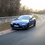 BMW M4がニュルに挑戦!7分30秒を記録し全体では60位、BMWではM4GTS、M5 CSに続く3番目。M4 CSに期待がかかる