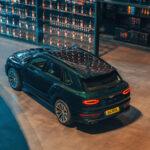 ベントレーが英国高級ウイスキーブランド「ザ・マッカラン」とのコラボによるベンテイガを公開。なぜ自動車メーカーが酒造メーカーと提携を?