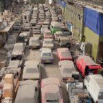 いったいなぜ!?ロンドンにてメルセデス・ベンツなど174台もの膨大なコレクションが発見され、競売にかけられる