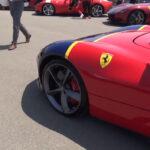 フェラーリの超限定モデル、モンツァSP1/SP2が33台も一箇所に集まる!時価総額を合計すると90億円くらいになるそうだ