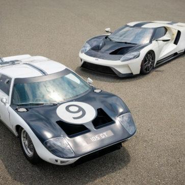 ついにフォードGTも今年で生産終了。初期プロトタイプへのオマージュとなる最後の限定シリーズ、「 '64プロトタイプ・ヘリテージ・エディション」が発表