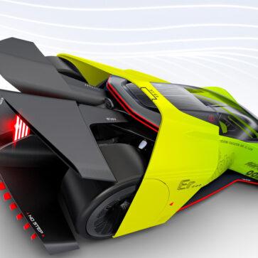 フォードがバーチャルレース用の最新レーシングカー「Fordzilla P1」最新バージョン公開!「仮想世界」ということを考慮してもこれほど過激なマシンはほかになさそう