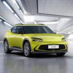 ヒュンダイが高級EV「ジェネシスGV60」発表!「過剰デザイン」「過剰演出」がライバル対抗のために選んだ手段のようだ