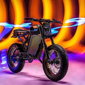 え?ホットウィールがバイク発売?人力アシストも可能な電動バイク「ホットウィール X スーパー73-RX」が55万にて限定発売
