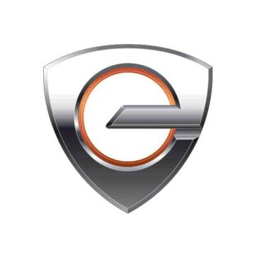 マツダがロータリーエンジン型の商標を出願!中央に「e」が見えるため電動化車両用だと思われるが、組み合わせるカラーは「オレンジ」