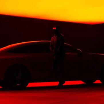 800馬力オーバー、PHEV化された新型メルセデスAMG GT 4ドアクーペの最新ティーザー画像投下!ライバルはポルシェ・パナメーラ・ターボS Eハイブリッド