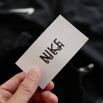 「ナイキ x sacai」のパーカー / スウエットパンツを買ってみた!やっぱり「また同じようなものを買ったのか」と言われそうだ