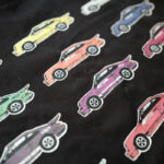 PUMA×PORSCHEのコラボTシャツ「ポルシェ レガシー ステートメント Tシャツ」を買う。ポルシェ乗りとしては「マストアイテム」