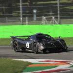 パガーニ・ウアイラRがはじめてモンツァを走行!そのサウンドは公約通り「往年のF1マシン」のようだ