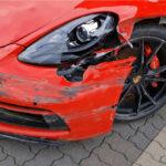 ポルシェ718ケイマンでニュルを走行中に時速200kmで事故!修理見積もりを取ったら車両価格を大きく超える1260万円だった件