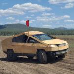 サイバートラックの納車を待てない男たち!今回は「木製」サイバートラックを製作しオフロード競技に参加する猛者が登場