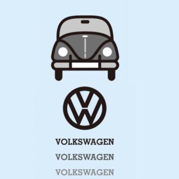ユニクロ(UT)×フォルクスワーゲンのコラボTシャツを購入!ユニクロはときどき自動車メーカーとのコラボ製品を発売しているぞ