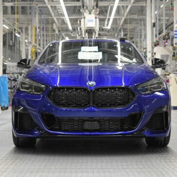 BMWが1/2シリーズを対象にボディカラー160色を追加設定!マット仕上げ、そしてイエローやバイオレットといった鮮やかなカラーに人気が集まっているようだ