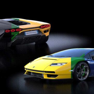 新型ランボルギーニ・カウンタックLPI800-4に用意されるカラーは最低でも33色!ヘリテージカラーから現代風のカラーまで勢揃い
