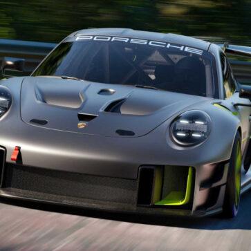 えっ、ポルシェがこれ売るの?怪物みたいなルックスの限定モデル「911GT2 RS クラブスポーツ25」が30台のみ、約7000万円で販売開始