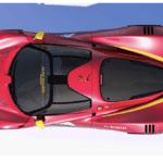 アルファロメオ各モデルの要素をミックス!デザイナーが独自に考えた「スカリオーネ」そしてレーシングバージョンが公開に