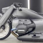 相変わらず大人気なBMWのバイク(モトラッド)!今度はモスクワからSF的なR18のカスタムモデルが登場