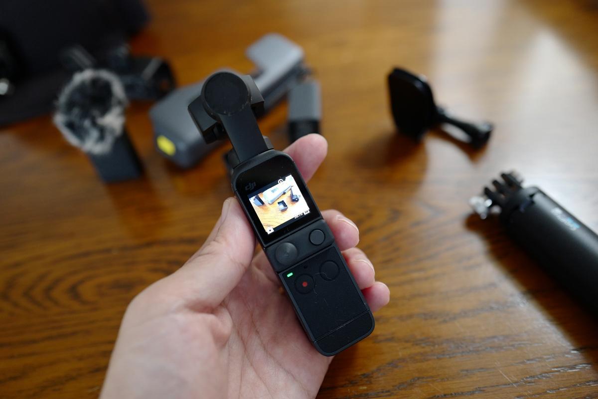 さすが2年越しの後継モデル!GoProにはない「ワイヤレスマイク」「ズーム」を備えて独自の方向に進化したDJI Pocket2を買ってみた