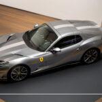 「時代を超越したエレガンス」!フェラーリが自社にてカスタムした812GTSを公開。インテリアは「非カーボン」、そしてヴィンテージレザーを使用