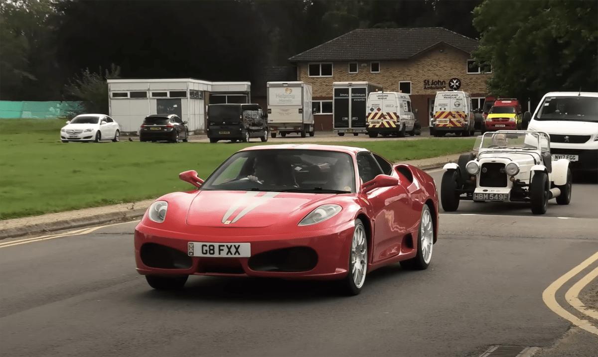 【動画】え?このフェラーリがレプリカ?イギリスにて、「心からクルマを愛する」人々の作ったレプリカのみのスーパーカーイベントが開催。どうみても本物にしか見えない・・・