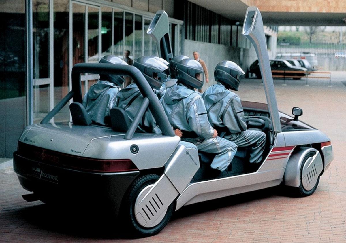 VWはこんな奇っ怪なコンセプトカーたちをリリースしていた!今見るとそれぞれの時代にあわせて未来を模索していたようだ