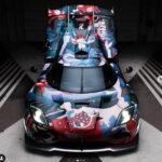 ケーニグセグ・アゲーラRSの世界記録車