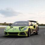 ロータスが「エミーラGT4」発表!ついにこれがガソリンエンジンのみで走る「ロータス最後の」レーシングカーに