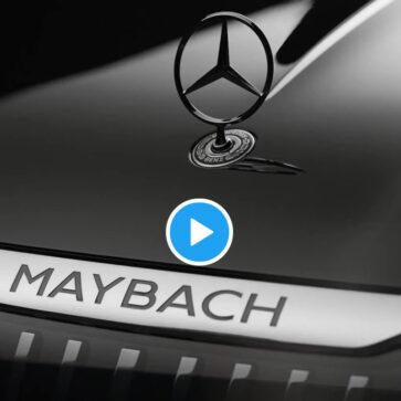 【動画】メルセデス・ベンツが「新型マイバッハ」を発表するようだ!おそらくはピュアエレクトリック、究極のラグジュアリーを体現か。「100年の時を経て、新たなスタートを切る時が来た」