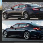 えっ?マセラティ・クワトロポルテと日産車が共通したデザインを持っている?デザイナーがその類似性を検証