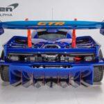 走行わずか65km、美しいブルーのマクラーレン・セナGTRが販売中!その価格2億1500万円、なんと新車価格の1.4倍
