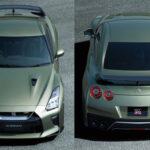 日産が2022年モデルのGT-R発表!100台限定、ボディカラーにR34 GT-Rの外板色をイメージした「ミッドナイトパープル」「ミレニアムジェイド」を持つ「T-Spec」が追加