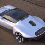 デザイナーの考える未来のポルシェ911。「電動化世代の911は、ガソリン世代の911とまったく違うものでなければならない」