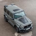 プロジェクト・カーンがカーボンだらけのメルセデス・ベンツGクラス「カーボン・ワイド・トラック・エディション」発表!マンソリーとも異なる新路線