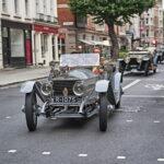 100年前のロールス・ロイス・シルヴァーシャドウ9台が「110年前に開催された」公道レースと同じルートを走る!今でも600キロ以上を走ることができるのはまさに驚き