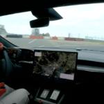 テスラ・モデルSプレッドがニュルにアタック→ポルシェ・タイカンを破り「EV最速」の7分35秒を記録!さらに「次」も考えているようだ
