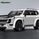 新型トヨタ・ランドクルーザーのカスタム一番乗り?リバティーウォークが早速ワイドフェンダーキット(62万~140万円)を発売