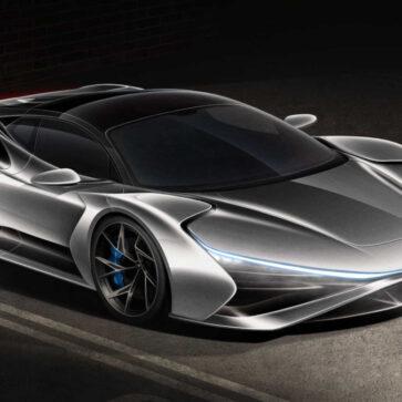 以前に「ケーニグセグっぽい」2300馬力のハイパーカーを発表したエレクトロン。今回はまた別の「マクラーレンっぽい」ハイパーカー、1400馬力のトゥルーヴァを発表