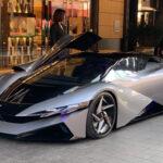 実現は無理っぽい・・・。中国から「1835馬力、0-100km/h加速1.8秒、最高速420km/h、重量1350kg」という世界トップクラスのスペックを持つEV「ファーノヴァ・オセロ」登場