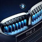 ついに3シリーズにも!BMWが「光るグリル」を装着した限定モデルをインドに投入。オプションパーツとして設定されれば日本でもけっこう売れそうだ