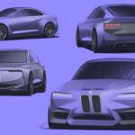 どのキドニーグリルがお好き?デザイナーがレトロからフューチャーまで、様々な「BMW M2の」キドニーグリルを提案