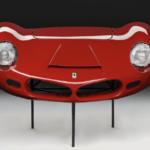 フェラーリストアでは時々ワンオフの「コレクターズアイテム」が登場する!今回はフェラーリ268 SPのフロントカウル(377万円)