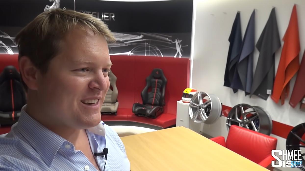 ユーチューバー、フェラーリSF90ストラダーレとロータス・エミーラを注文する!スーパーカーはこうやって仕様を決める
